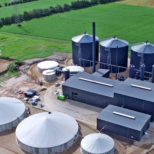 tecnología Biogas